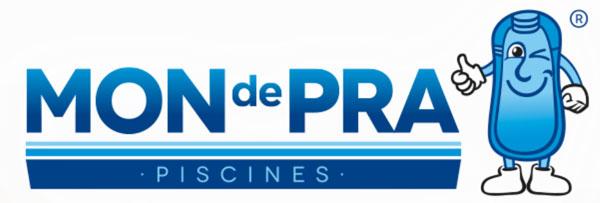 Logo Piscinas Mon de Pra
