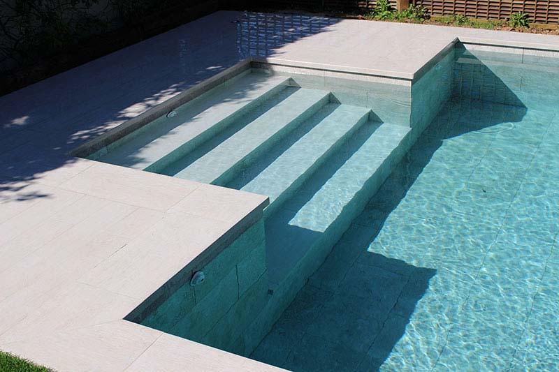 Rosa Gres piscinas